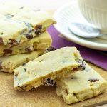 Shortbread cioccolato e burro di arachidi