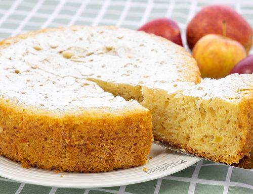 Torta di mele con 1 ciotola, ricetta facilissima e golosissima