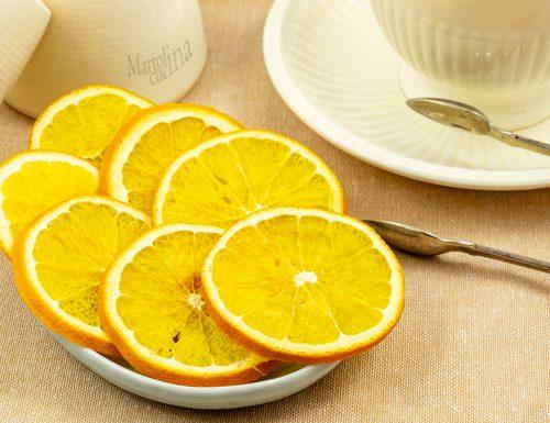 Come essicare le arance, trucchi per un risultato perfetto!
