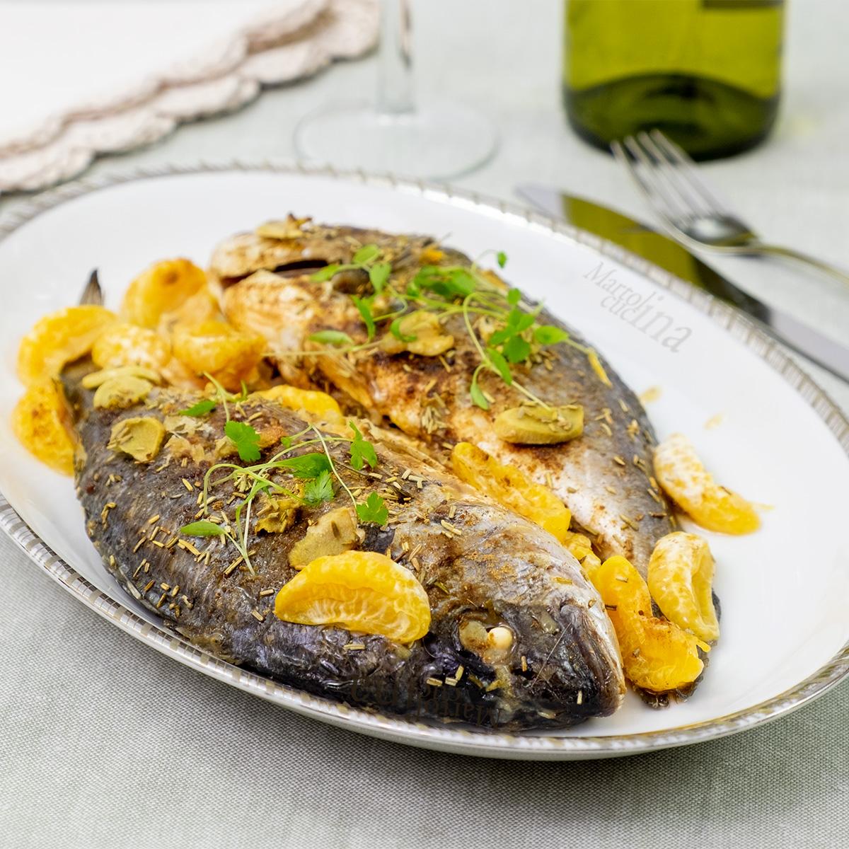 Pesce-mandarini-zenzero
