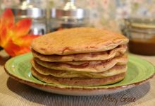 Pancakes nichel free, senza uova e senza lievito chimico