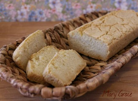 Pane di riso senza lunga lievitazione