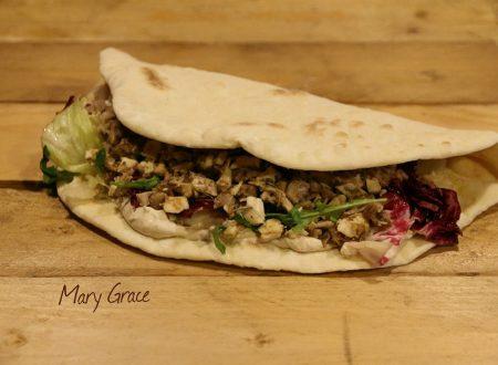 Finto Kebab di pollo avanzato