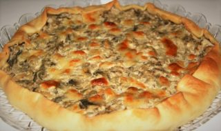 Torta salata ai carciofi Ricetta semplice e veloce ...