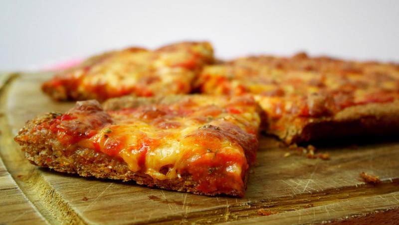 Dove posso trovare la pizza integrale?