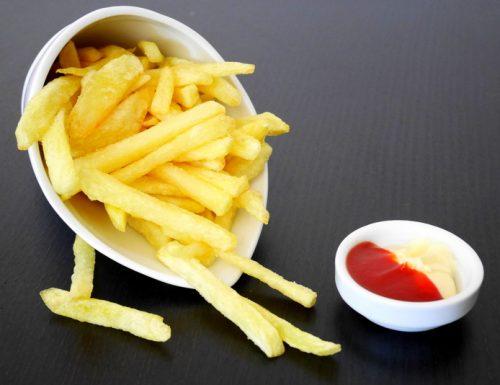 Patatine fritte – come prepararle alla perfezione