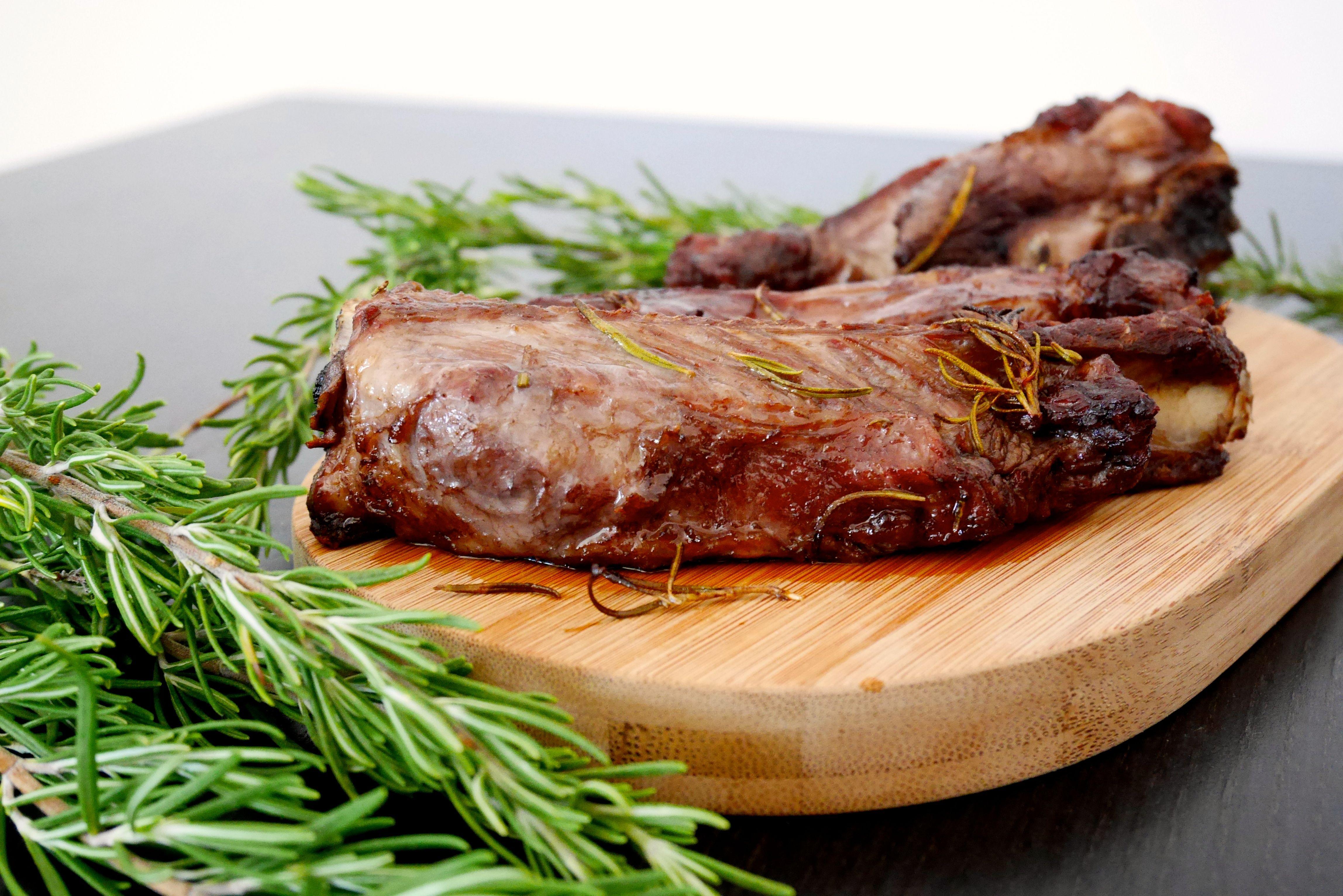 puntine di maiale croccanti al forno | mastercheffa - Come Cucinare Le Puntine Di Maiale