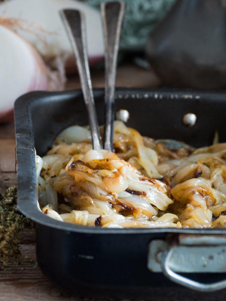 Cipolla di Giarratana al forno