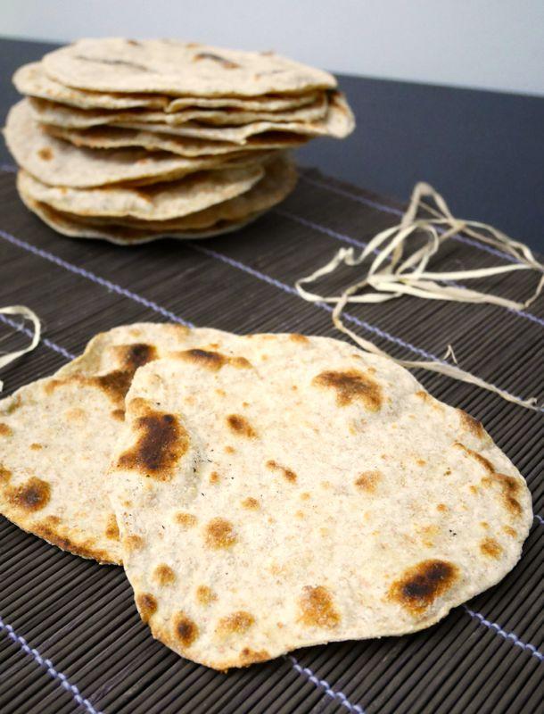 Chapati - Il pane indiano