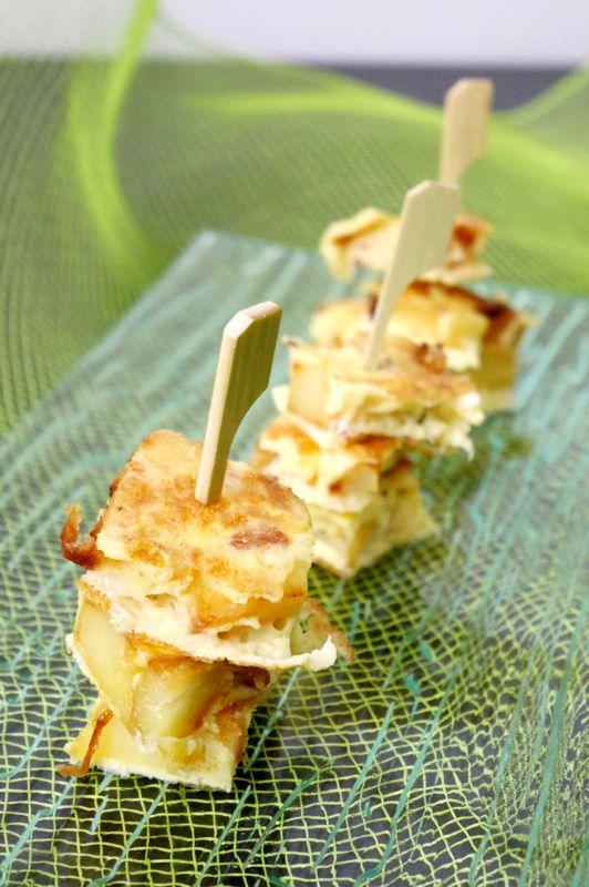 frittata alle patate