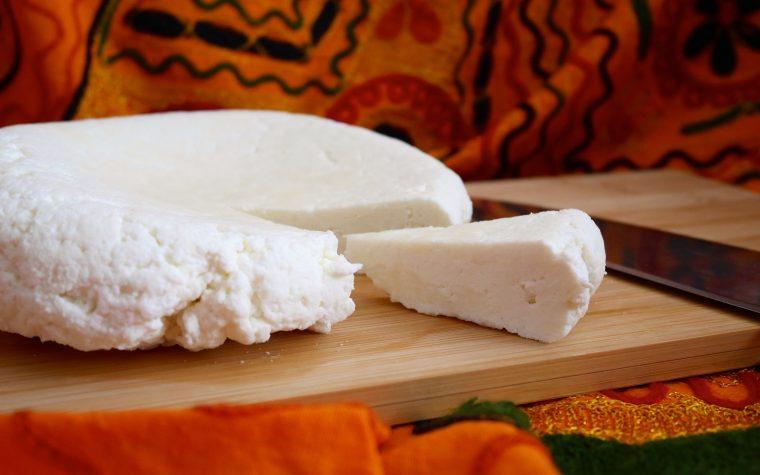 Paneer – Il formaggio indiano