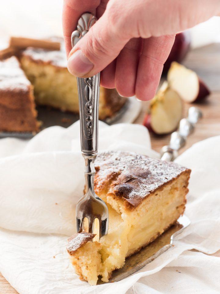 Torta di mele - un classico sempre apprezzato