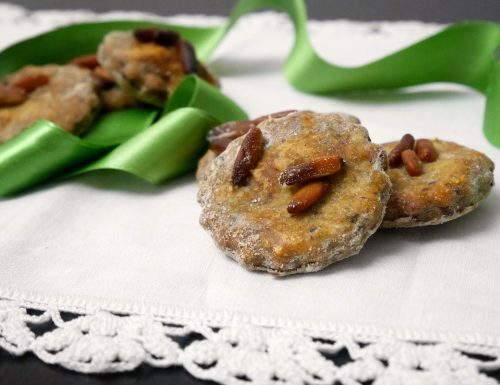 Biscottini salati ai funghi