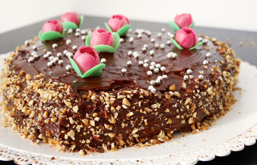 abbastanza Torta di compleanno vegana | Mastercheffa OU51