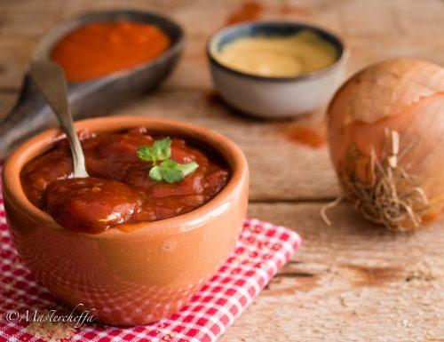 Come fare la salsa bbq (salsa barbecue)