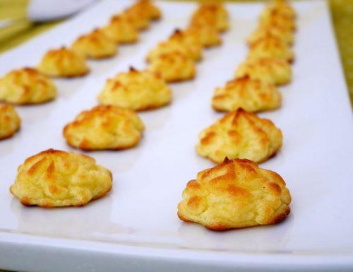 Patate duchessa – pommes duchesse