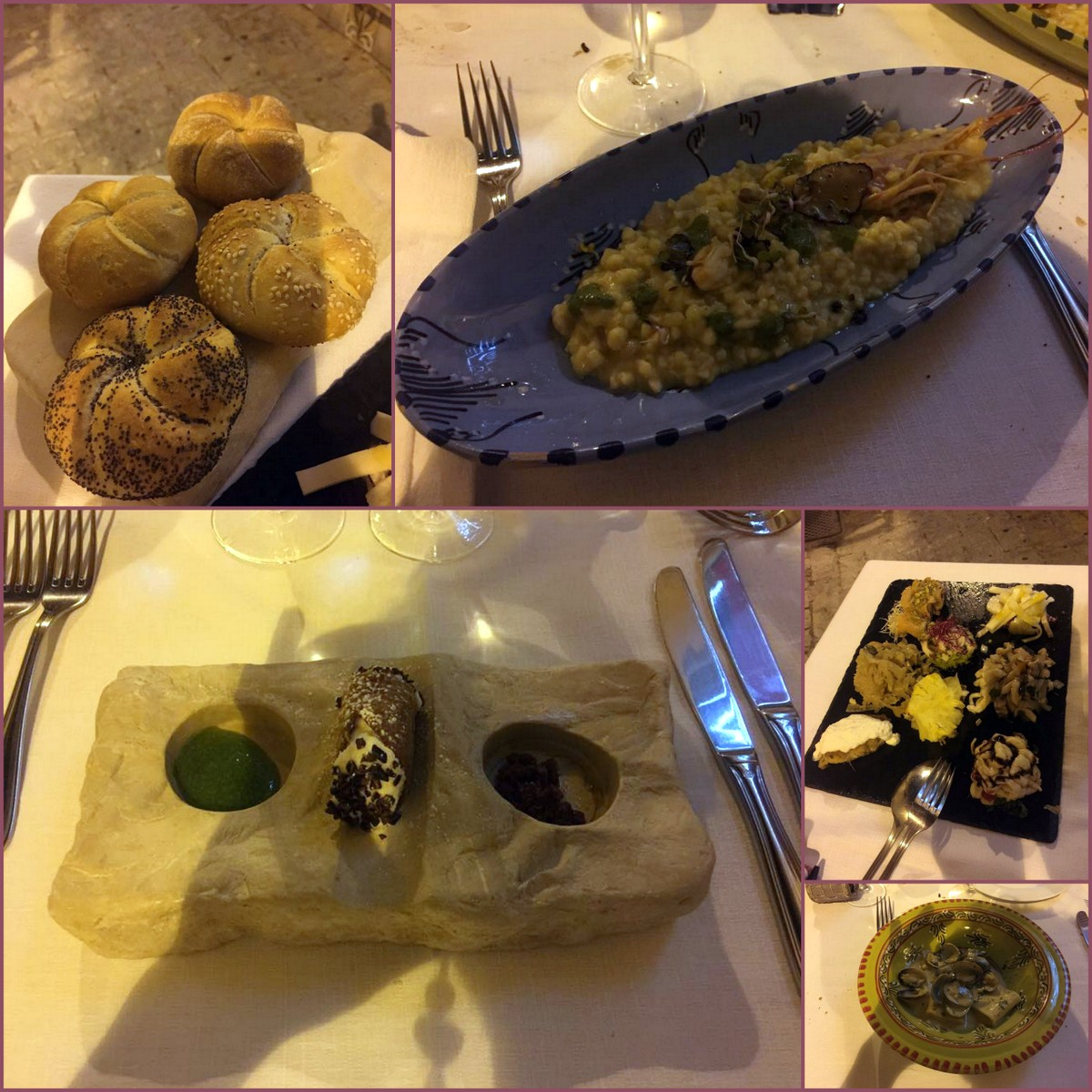 Dove ho mangiato - Al Galù
