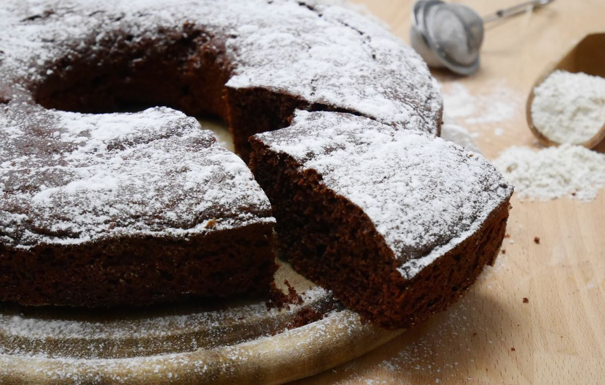 Ricetta torta integrale al cacao