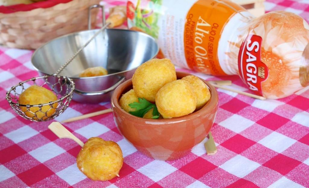 Patate noisette (pommes noisettes)