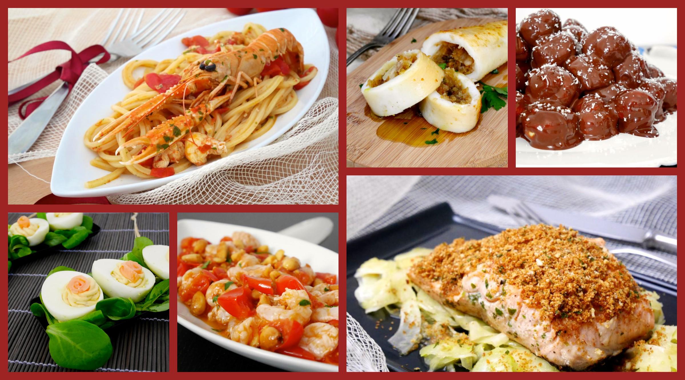 Dolci Per Il Menù Della Vigilia Di Natale Dedicata A Chi In Cucina  #306F04 2400 1333 Programma Per Creare Ricette Di Cucina