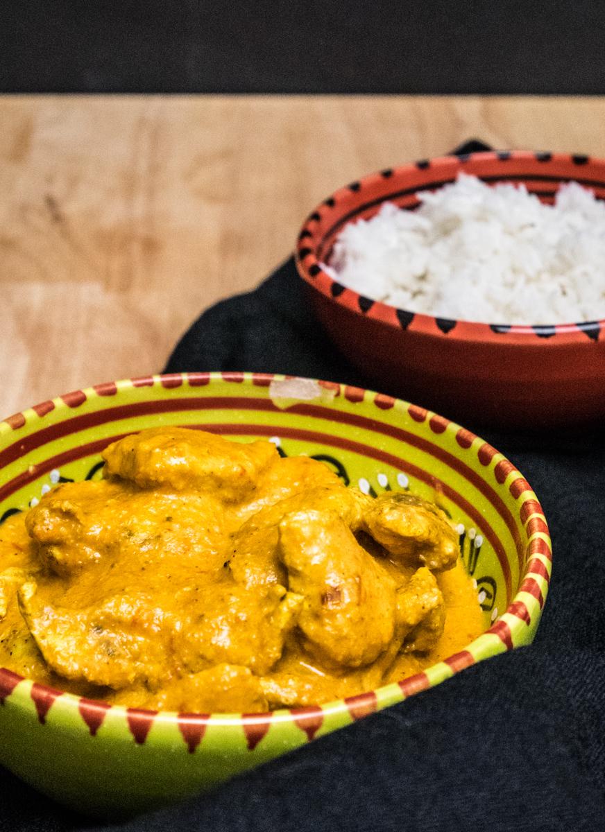Pollo butter masala - ricetta indiana