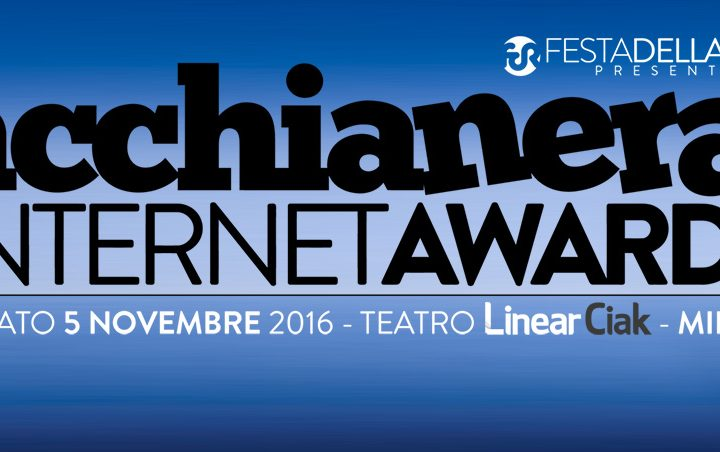 Macchianera Internet Awards – Se mi ami mi voti!