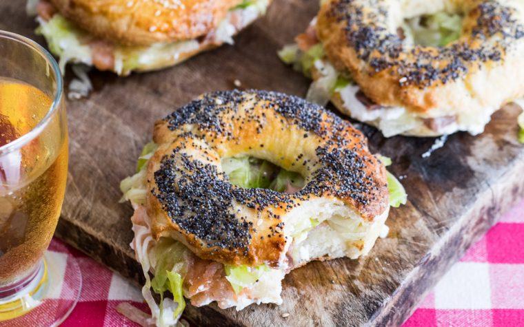 Bagel – ricetta ciambelline americane