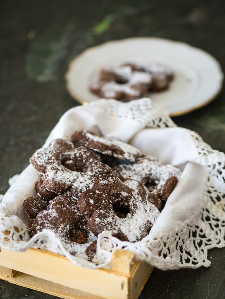 Canestrelli al cacao (ovis mollis al cacao)