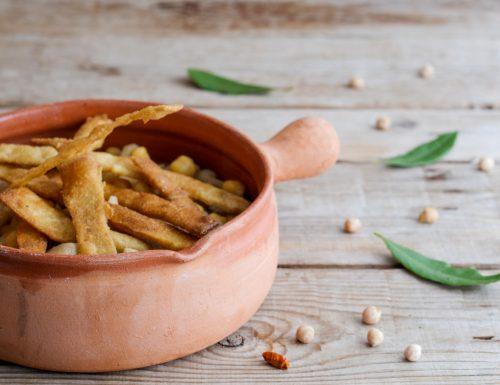 Ciceri e tria – ricetta salentina