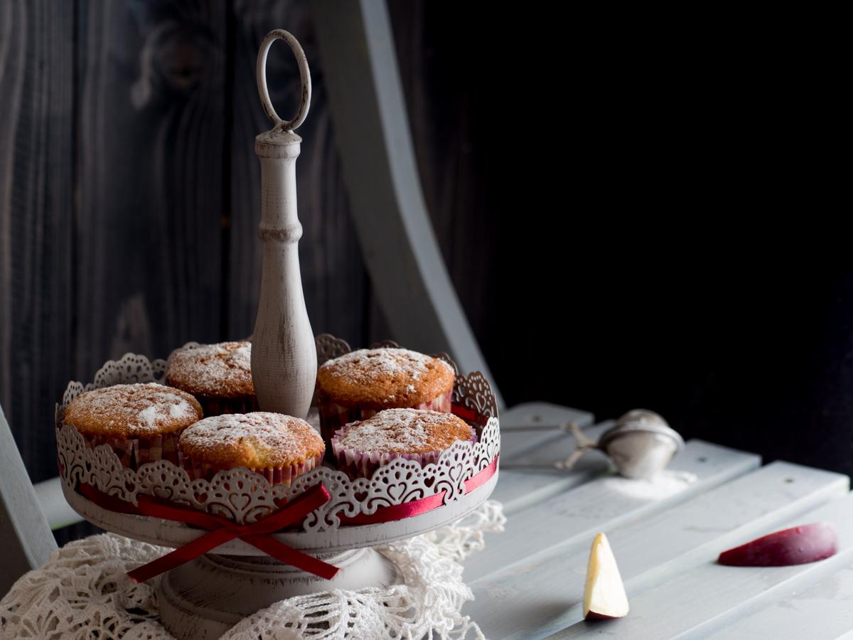 Muffin alle mele - ricetta dal profumo d'infanzia