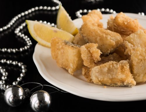 Baccalà fritto – un piatto di buon auspicio
