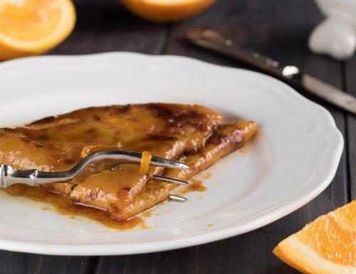 Crepe suzette – ricetta francese
