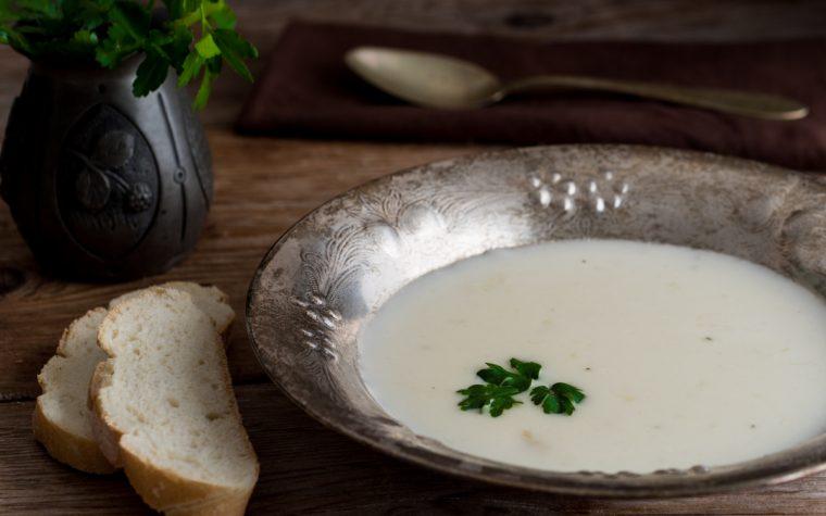 Vellutata di pollo – un piatto caldo e delicato