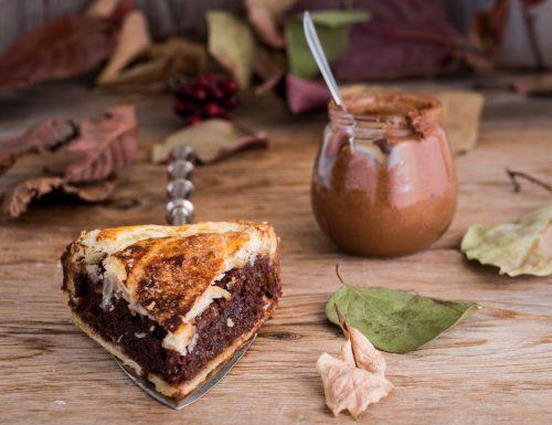 Galette des rois al cioccolato – dolce francese dell'Epifania