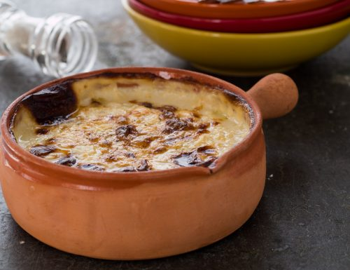 Gratin Dauphinois – patate gratinate alla francese