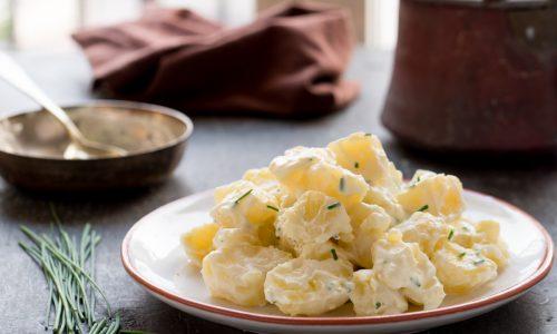 Kartoffelsalat - insalata di patate tedesca