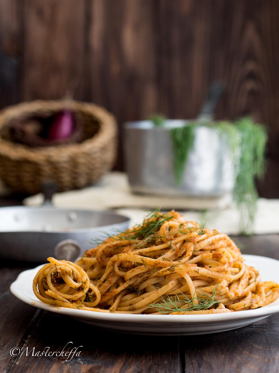 Spaghetti al finocchietto di Donna Francesca