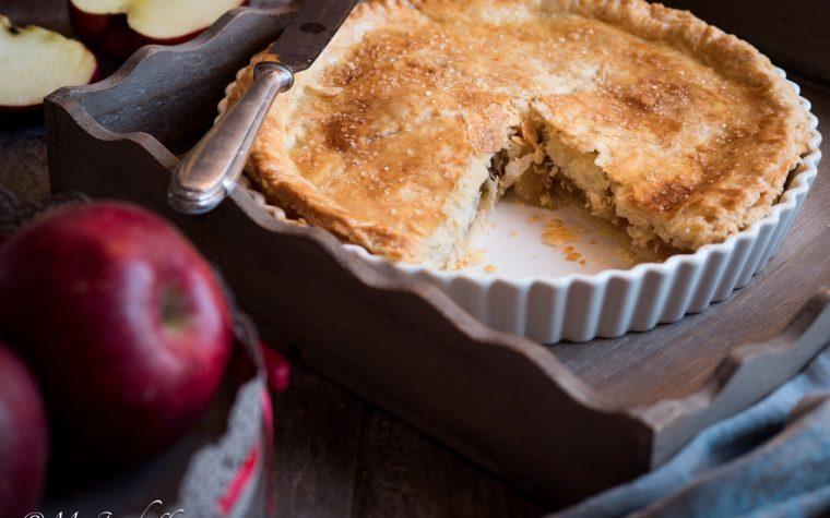 Apple pie – torta di mele americana
