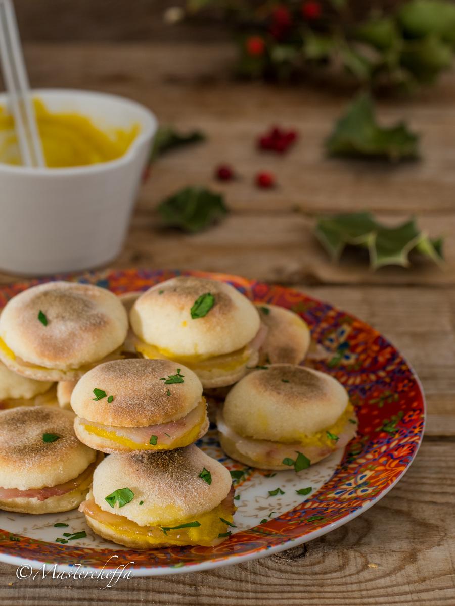 Bocconcini Carote e Spada Affumicato – Ricetta Finger Food
