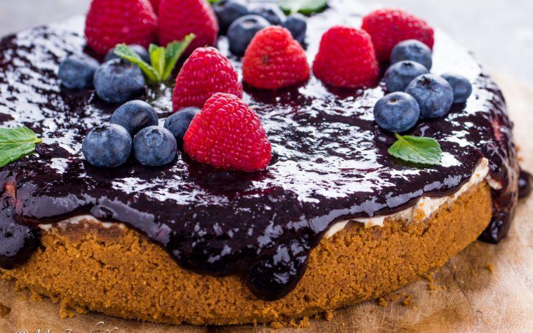 New York Cheesecake ai frutti rossi
