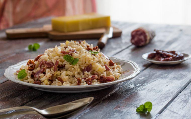 Insalata di riso alla siciliana