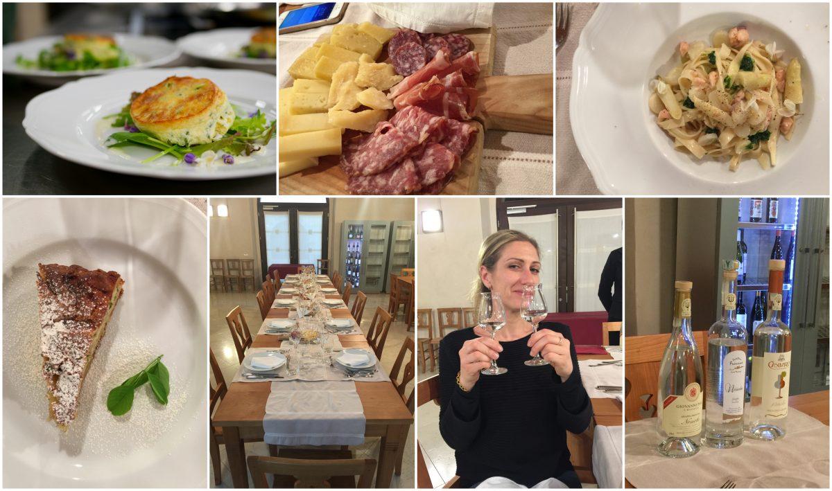 Trento, un blogtour alla scoperta della grappa - degustazione
