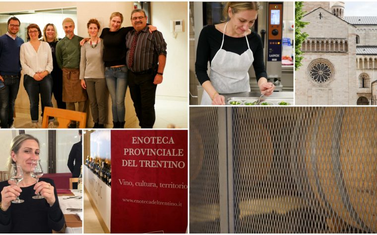 Trento, un blogtour alla scoperta della grappa