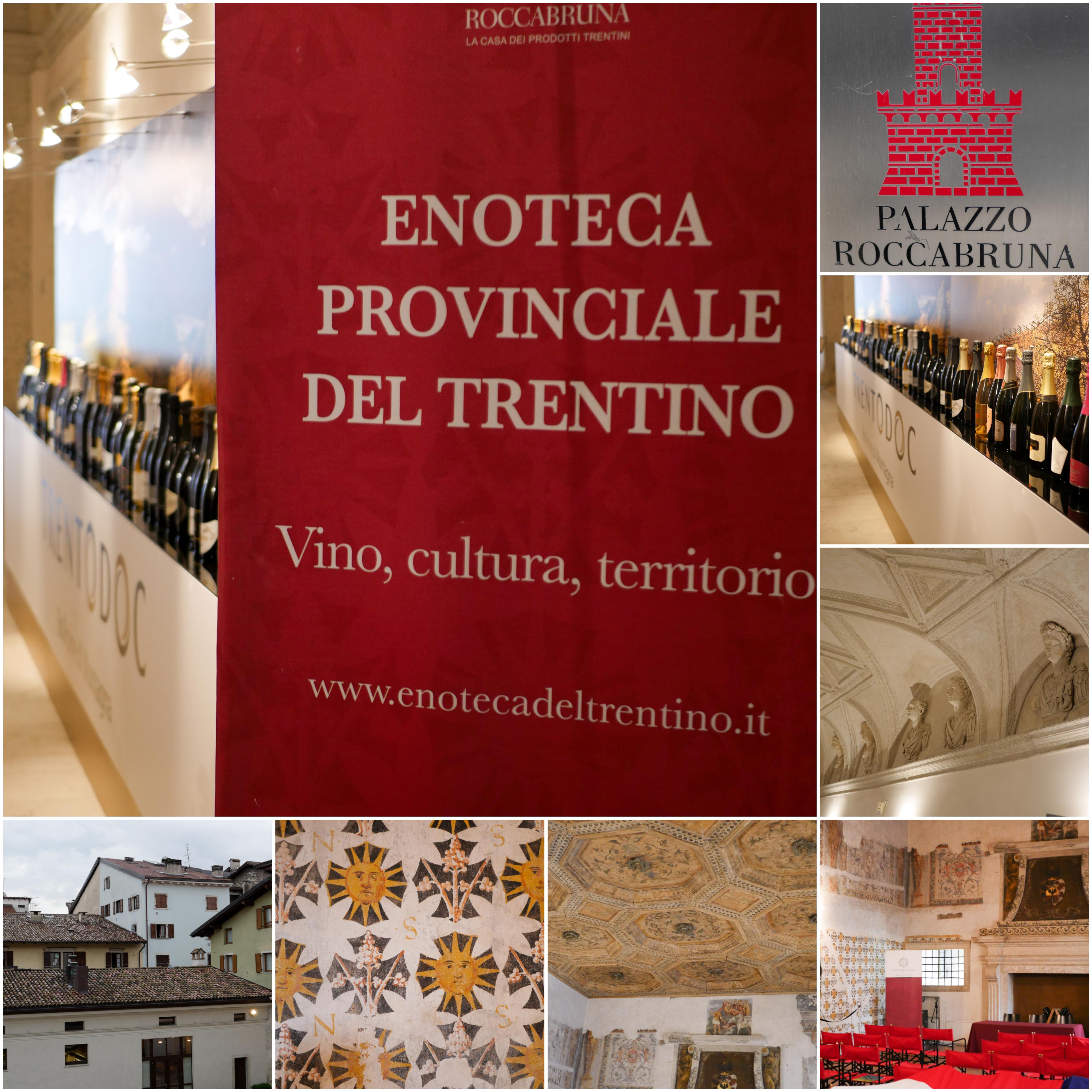 Trento, un blogtour alla scoperta della grappa - palazzo roccabruna