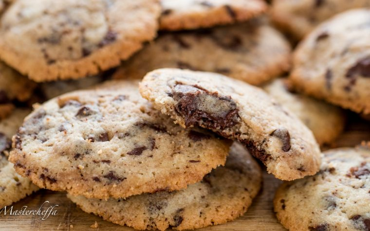 American cookies – chocolate chip cookies
