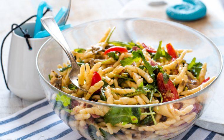 Insalata di trofie – ricetta pasta fredda