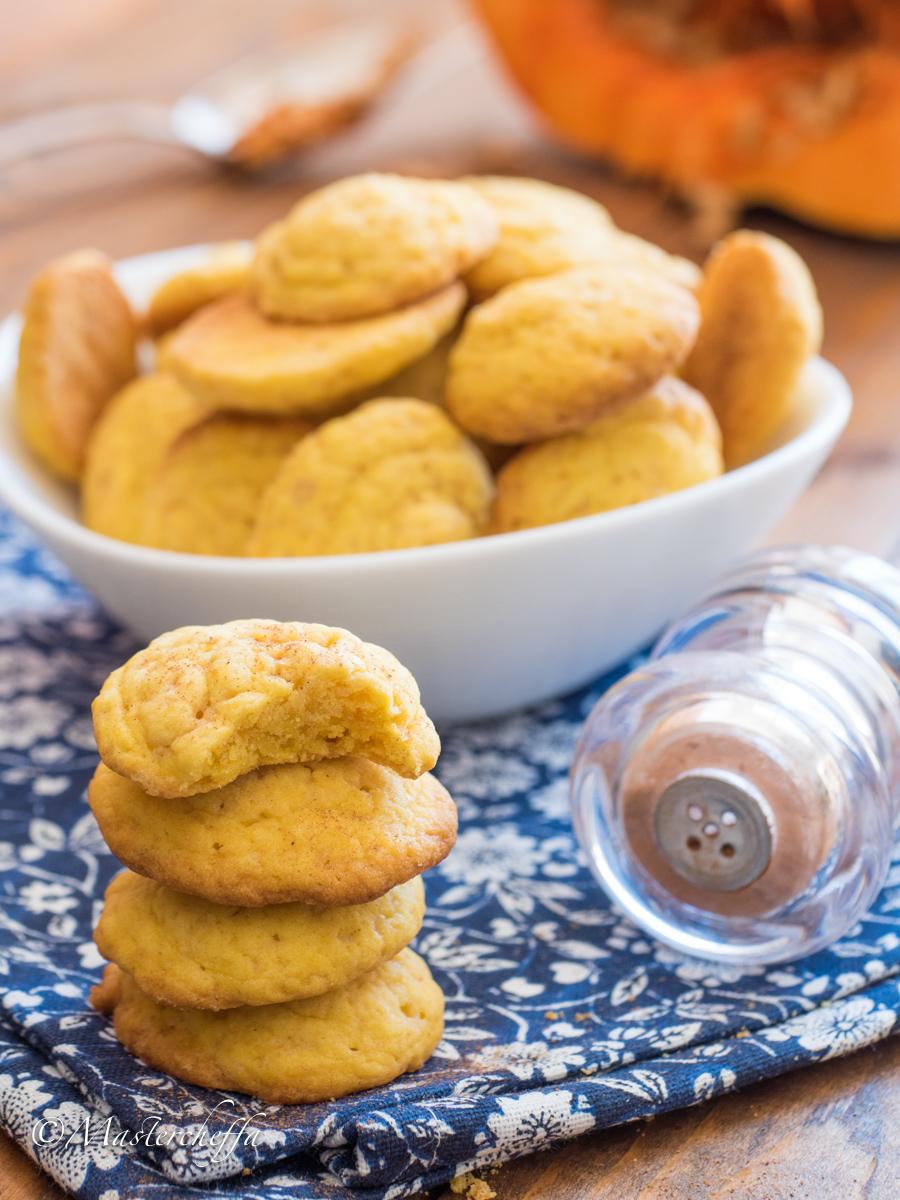 Biscotti alla Zucca Speziati
