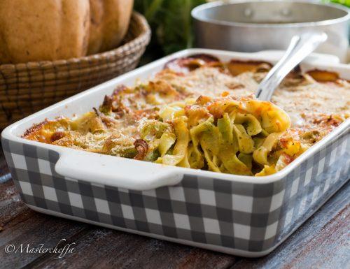 Pasta al forno al minestrone – ricetta furba per bambini (e non solo!)