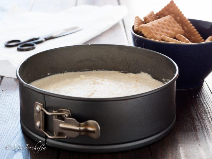 Come fare una cheesecake - ricetta base senza cottura