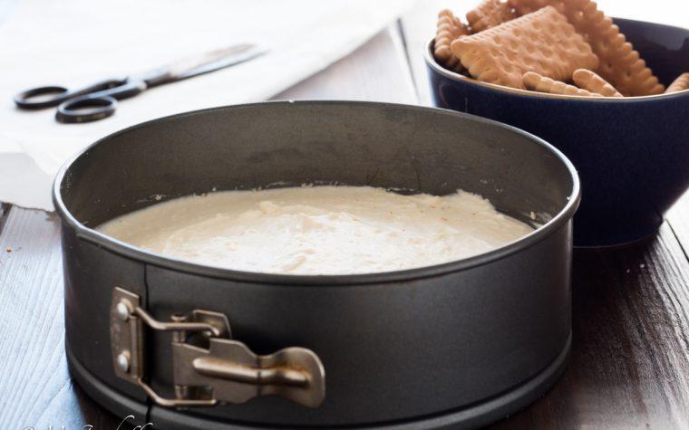 Come fare una cheesecake – ricetta base senza cottura